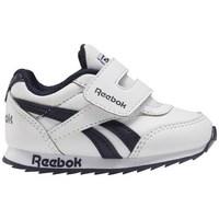 Boty Děti Nízké tenisky Reebok Sport Royal CL Jogger Černé, Tmavomodré