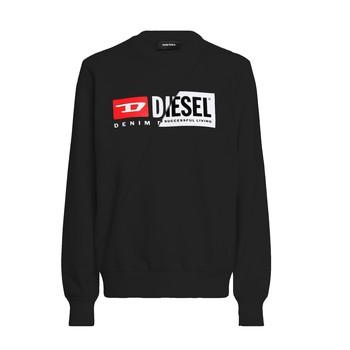 Textil Děti Mikiny Diesel SGIRKCUTY Černá