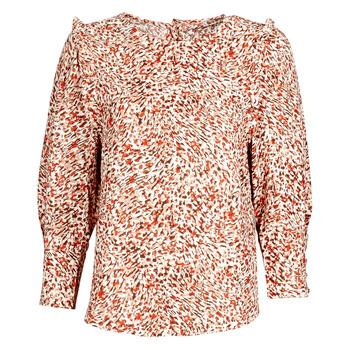 Textil Ženy Halenky / Blůzy Betty London NIUTON Béžová