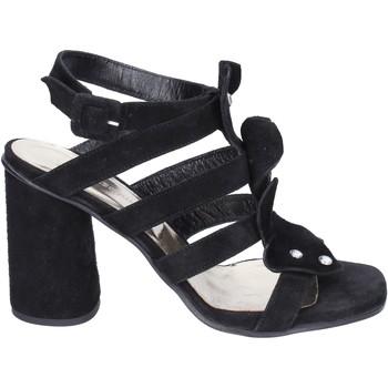 Boty Ženy Sandály Sergio Cimadamore Sandály BK865 Černá