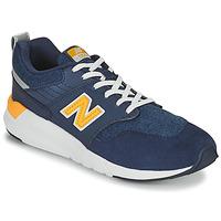 Boty Chlapecké Nízké tenisky New Balance YS009 Modrá