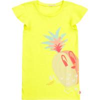 Textil Dívčí Krátké šaty Billieblush / Billybandit U12625-599 Žlutá