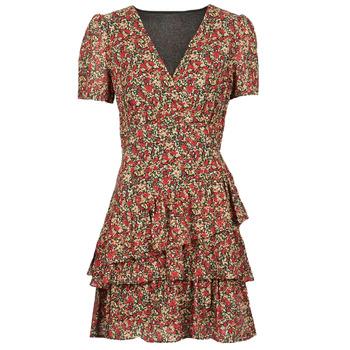 Textil Ženy Krátké šaty Moony Mood  Červená