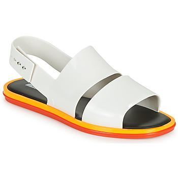 Boty Ženy Sandály Melissa CARBON Bílá