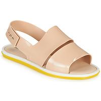 Boty Ženy Sandály Melissa CARBON Béžová / Žlutá