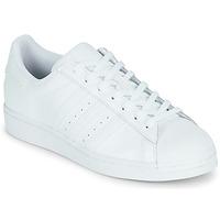 Boty Nízké tenisky adidas Originals SUPERSTAR Bílá