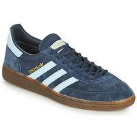 Boty Muži Nízké tenisky adidas Originals HANDBALL SPEZIAL Modrá / Bílá