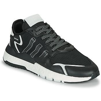Boty Muži Nízké tenisky adidas Originals NITE JOGGER Černá