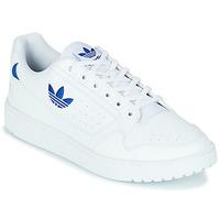 Boty Nízké tenisky adidas Originals NY 92 Bílá / Modrá