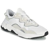 Boty Nízké tenisky adidas Originals OZWEEGO Bílá / Béžová