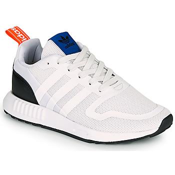 Boty Děti Nízké tenisky adidas Originals SMOOTH RUNNER J Bílá