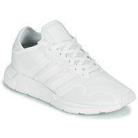 Boty Děti Nízké tenisky adidas Originals SWIFT RUN X J Bílá