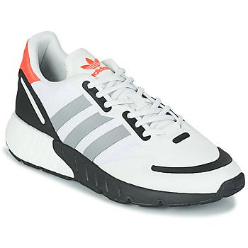 Boty Nízké tenisky adidas Originals ZX 1K BOOST Bílá / Šedá