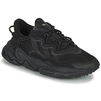 Boty Děti Nízké tenisky adidas Originals OZWEEGO J Černá