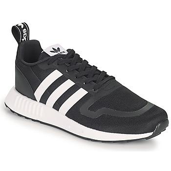 Boty Nízké tenisky adidas Originals SMOOTH RUNNER Černá / Růžová