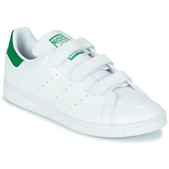 Boty Nízké tenisky adidas Originals STAN SMITH CF SUSTAINABLE Bílá / Zelená
