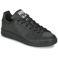 Boty Děti Nízké tenisky adidas Originals STAN SMITH J SUSTAINABLE Černá