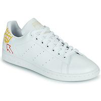 Boty Ženy Nízké tenisky adidas Originals STAN SMITH W SUSTAINABLE Bílá