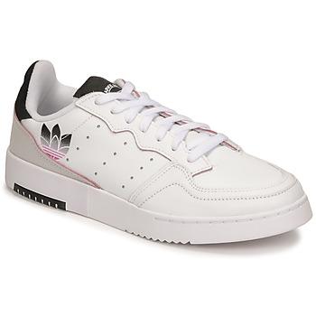 Boty Ženy Nízké tenisky adidas Originals SUPERCOURT Bílá
