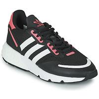 Boty Ženy Nízké tenisky adidas Originals ZX 1K BOOST W Černá / Růžová