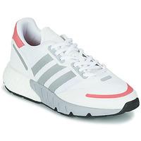 Boty Ženy Nízké tenisky adidas Originals ZX 1K BOOST W Bílá / Růžová
