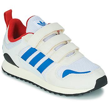 Boty Děti Nízké tenisky adidas Originals ZX 700 HD CF C Béžová / Modrá