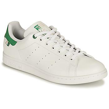 Boty Nízké tenisky adidas Originals STAN SMITH SUSTAINABLE Bílá / Zelená