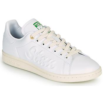 Boty Nízké tenisky adidas Originals STAN SMITH SUSTAINABLE Bílá