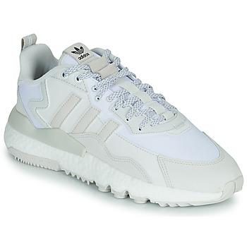 Boty Nízké tenisky adidas Originals NITE JOGGER Bílá