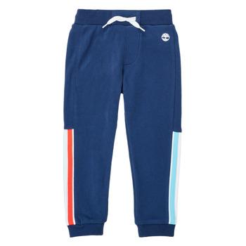 Textil Chlapecké Teplákové kalhoty Timberland DOSSA Tmavě modrá