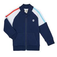 Textil Chlapecké Mikiny Timberland SOTTA Tmavě modrá