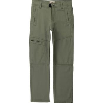 Textil Chlapecké Cargo trousers  Timberland CARGOTA Khaki