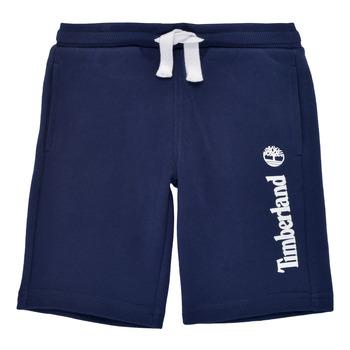 Textil Chlapecké Kraťasy / Bermudy Timberland SHOTA Tmavě modrá