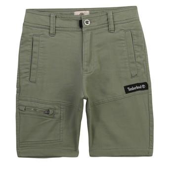 Textil Chlapecké Kraťasy / Bermudy Timberland KLOPA Khaki