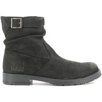 Boty Děti Kotníkové boty Holalà HL120002L Černá