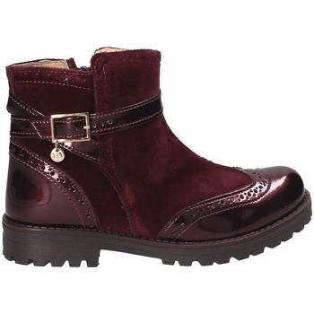 Boty Děti Kotníkové boty Melania ME6146F7I.B Červené