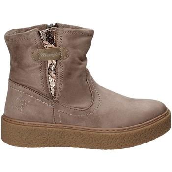 Boty Děti Kotníkové boty Wrangler WG17235 Šedá