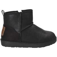Boty Děti Kotníkové boty Wrangler WG17241 Černá