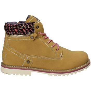 Boty Děti Kotníkové boty Wrangler WG17230 Žlutá