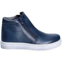 Boty Chlapecké Kotníkové boty Melania ME2632D8I.C Modrý