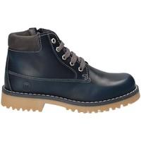 Boty Chlapecké Kotníkové boty Melania ME2628D8I.C Modrý