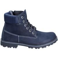 Boty Chlapecké Kotníkové boty Melania ME6629F8I.B Modrý