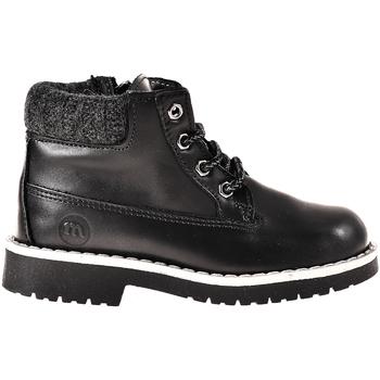 Boty Děti Kotníkové boty Melania ME2628D8I.A Černá