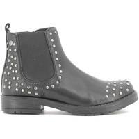 Boty Děti Kotníkové boty Holalà HL120005L Černá