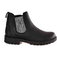 Boty Děti Kotníkové boty Grunland PO1384 Černá