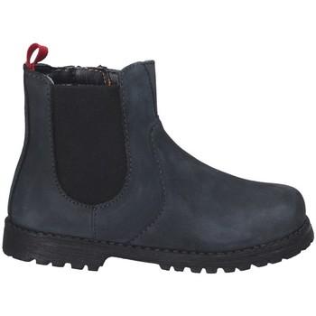Boty Chlapecké Kotníkové boty Grunland PP0375 Modrý