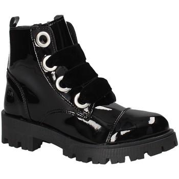 Boty Děti Kotníkové boty Melania ME6625F8I.A Černá