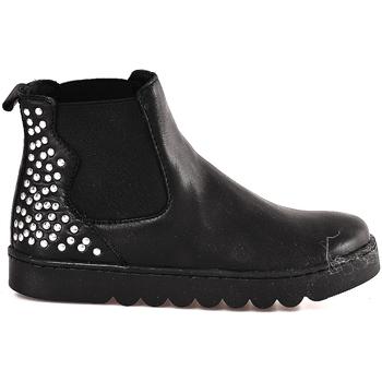 Boty Děti Kotníkové boty Holalà HL0001L0002J Černá