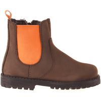 Boty Děti Kotníkové boty Grunland PP0375 Hnědý