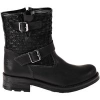 Boty Muži Kotníkové boty Melania ME6808F8I.Z Černá